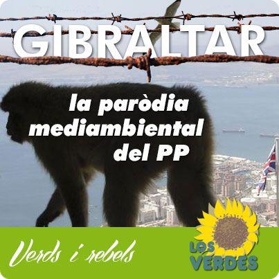 Gibraltar: la paròdia mediambiental del PP