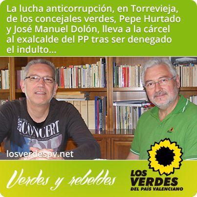 Última parte: denegación de indulto al exalcalde PP de Torrevieja