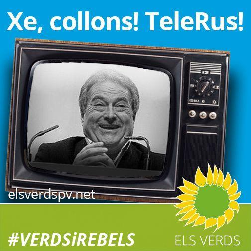 Els Verds demanen la dimissió de Fabra i la convocatòria d'eleccions autonòmiques