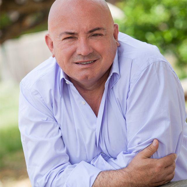 Joan Francesc Peris - Portaveu d'Els Verds
