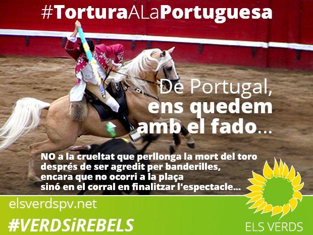 De Portugal, em quede amb el fado: resposta a Joan Ribó, expert taurí