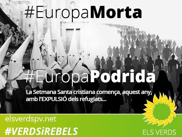 Quina por hem de tenir a no ser membres d'aquesta Europa?