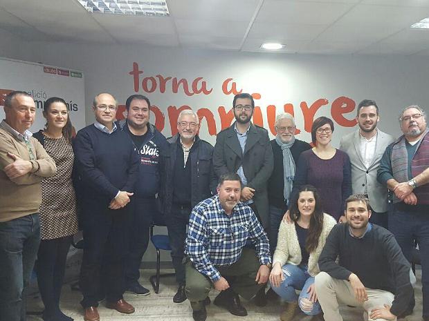 Compromís i Els Verds del País Valencià acorden impulsar la col·laboració institucional