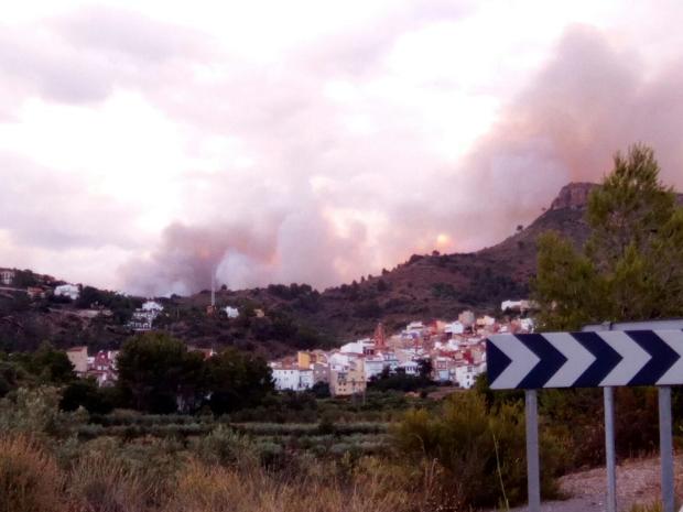 Serra Calderona: mai més...