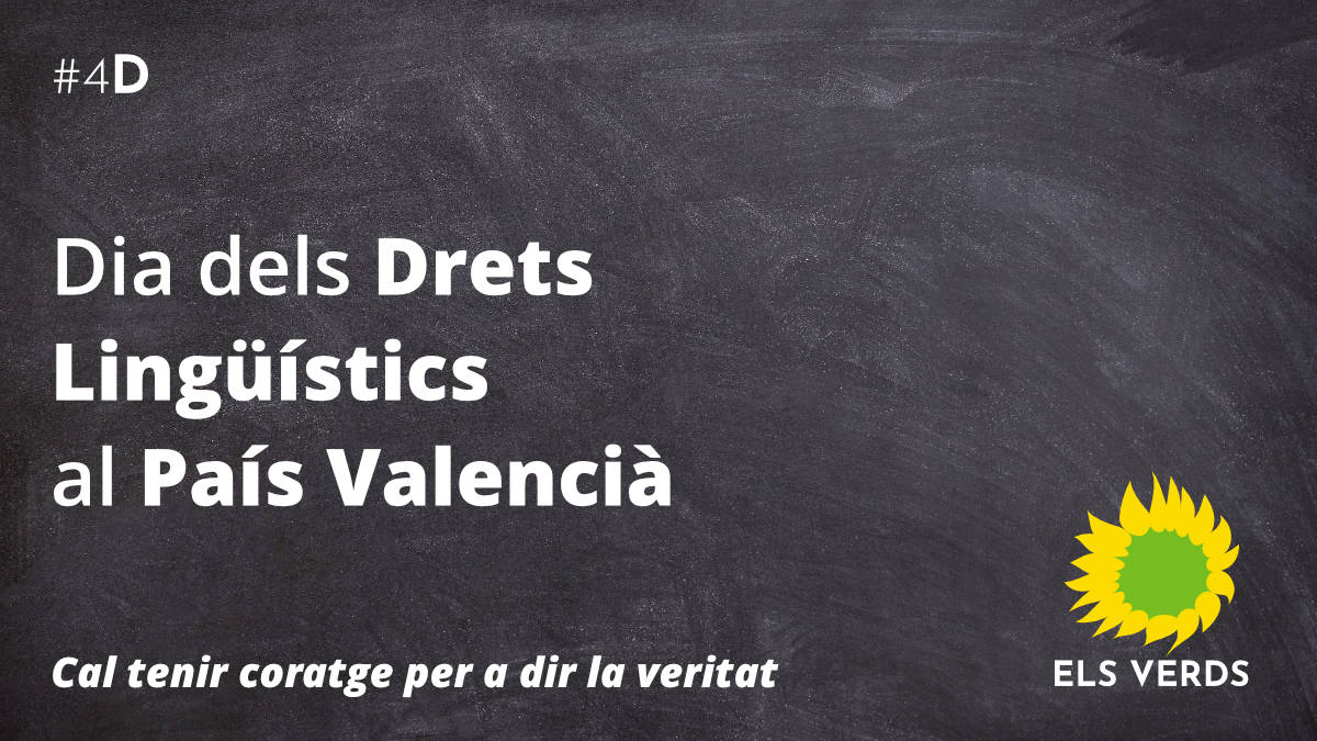 Dia dels Drets Lingüístics al País Valencià