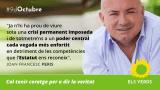 Manifest d'Els Verds per a la Diada del 9 d'Octubre